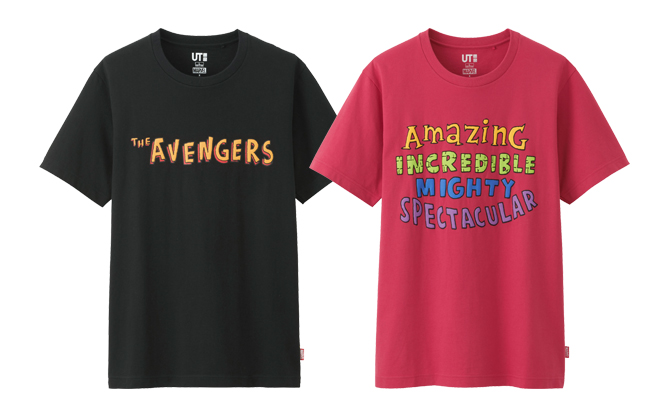 Marvel X Jason Polan UT Collection