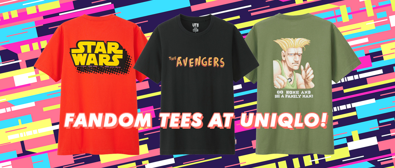 UNIQLO UT Collections 2019 Featured