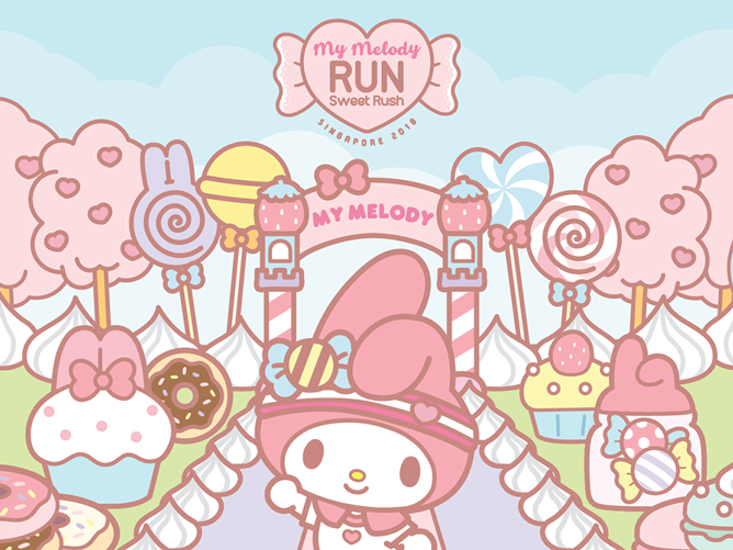 My Melody Run