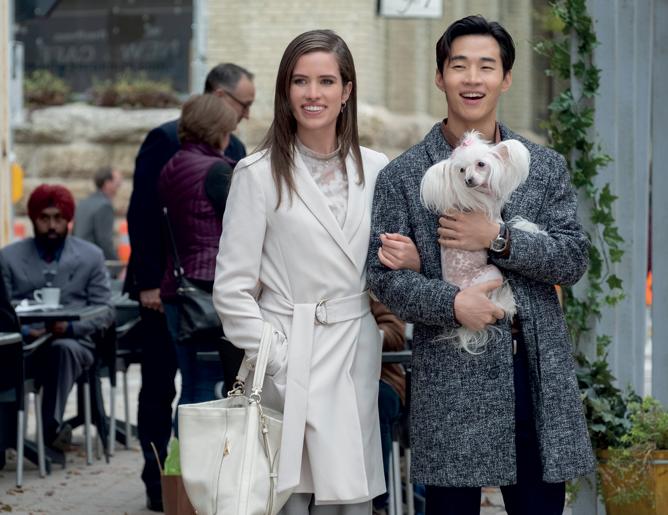 Henry Lau, A Dog's Journey