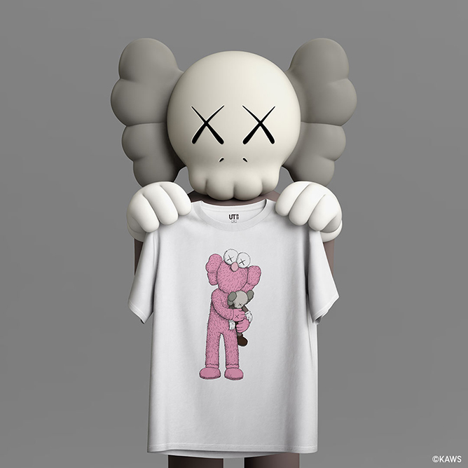 UNIQLO KAWS SUMMER