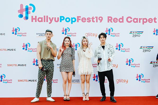 HallyuPopFest 2019 KARD