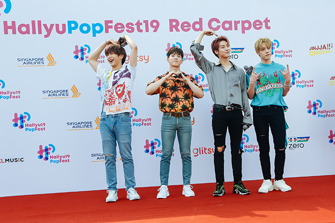 HallyuPopFest 2019 N.Flying