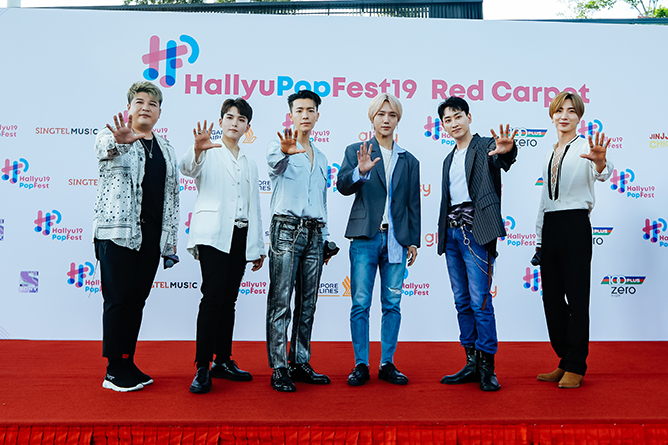 HallyuPopFest 2019 Super Junior