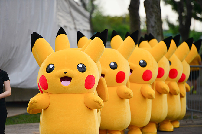 Pokemon Carnival Singapore