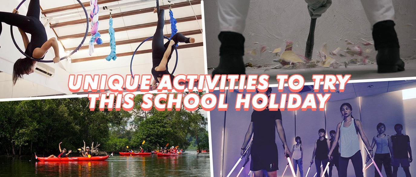 Unique Activities During June Holidays Singapore