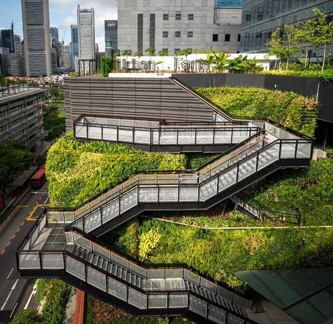 Funan Edible Garden City