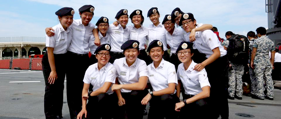 Navy Singapore