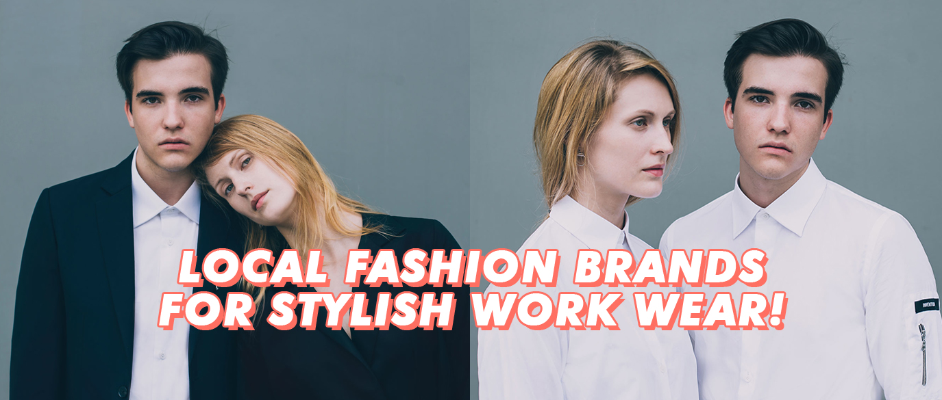 Singapore-Based Fashion Labels For Work Appropriate Outfits