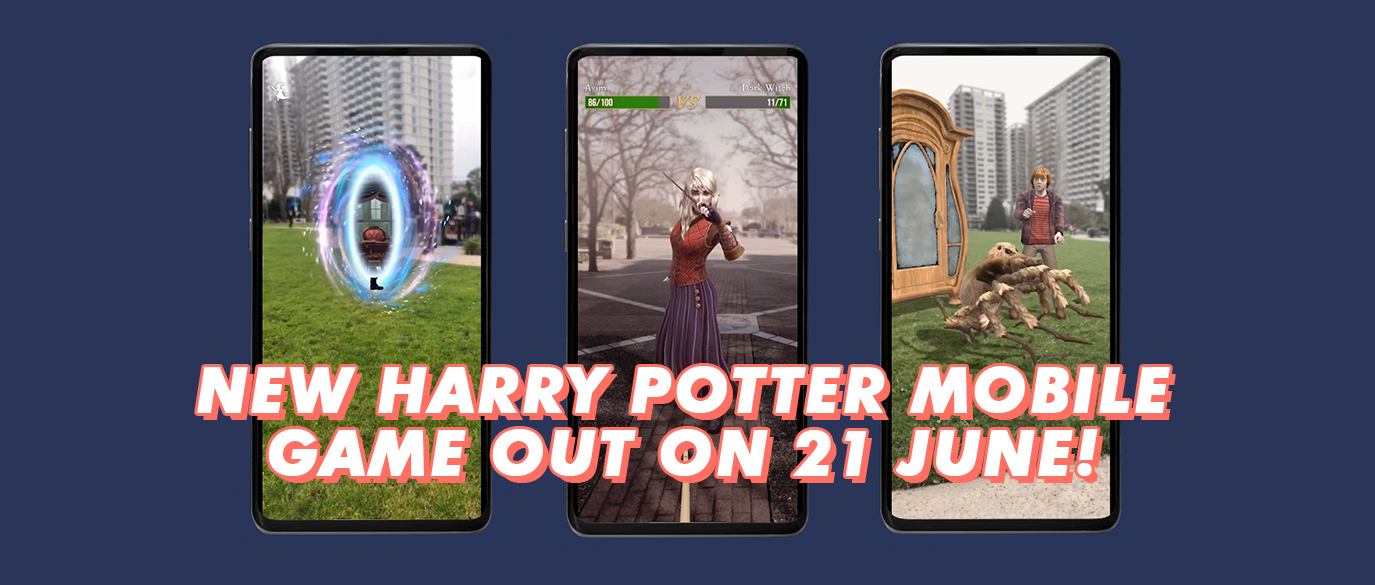 Harry Potter Wizards Unite Mobile Game Release Date