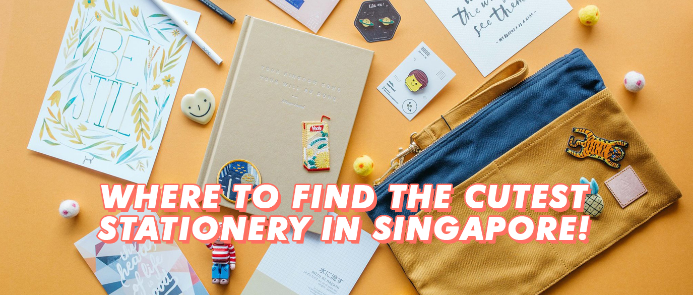 Local Stationery Brands Singapore
