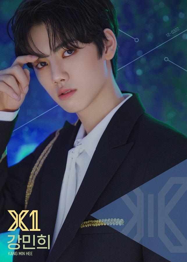 Produce X 101 Kang Min Hee