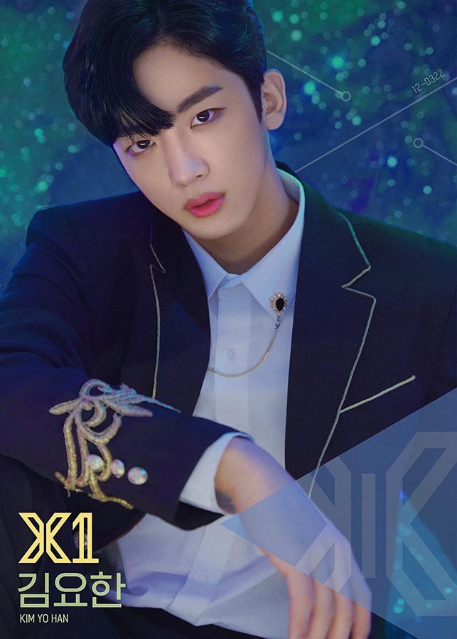 Produce X 101 Kim Yo Han