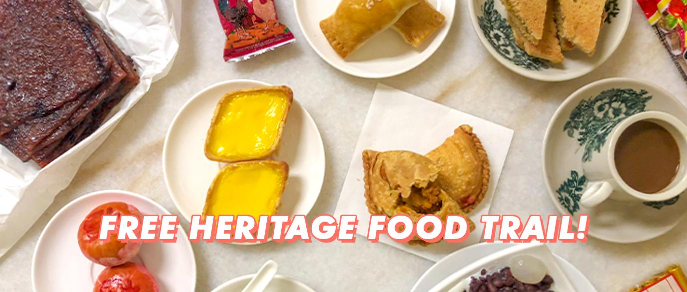 Park Regis Singapore SgInsiders Heritage Food Trail