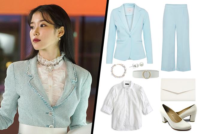 Hotel-Del-Luna-IU-Outfit-03-Blue-Suit