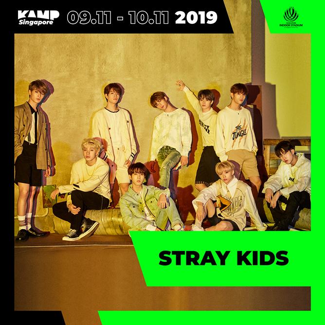 KAMP Stray Kids