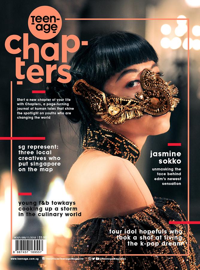 Teenage Magazine Jasmine Sokko 2019