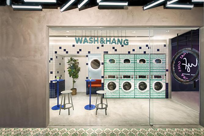 Lyf Funan Singapore Wash And Hang