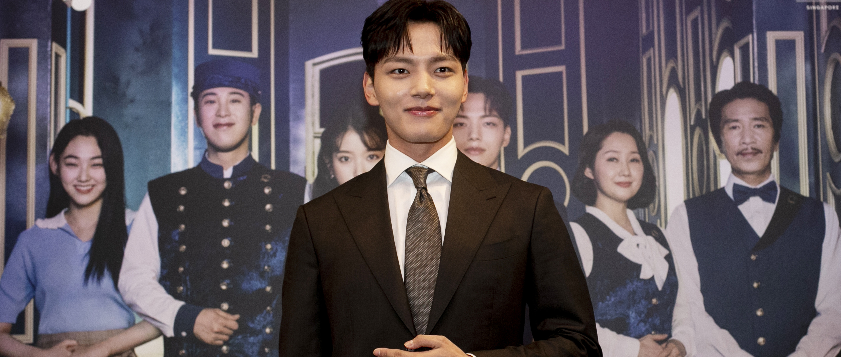 Hotel Del Luna Yeo Jin Goo Interview Singapore 2019
