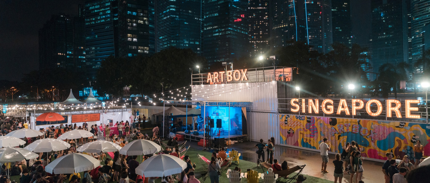 Artbox Singapore 2019 Highlights