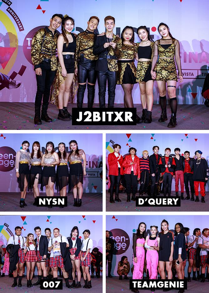 TDC 2019 Kpop Dance Cover Winners