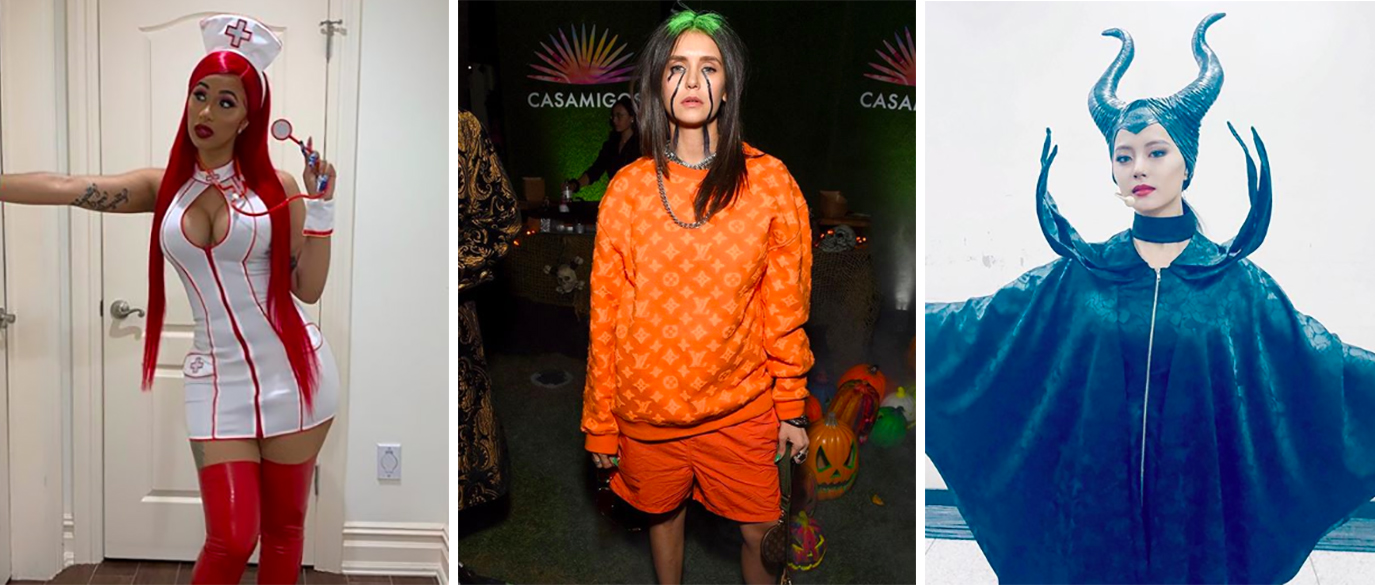 Best Celebrity Halloween Costumes 2019