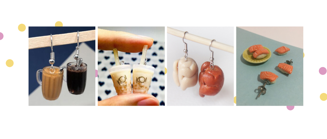 Quirky Food Inspired Accessories