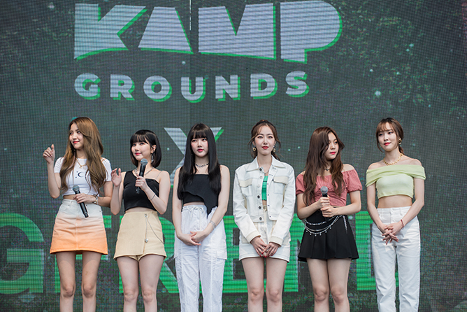 KAMP Singapore 2019 GFriend Red Carpet