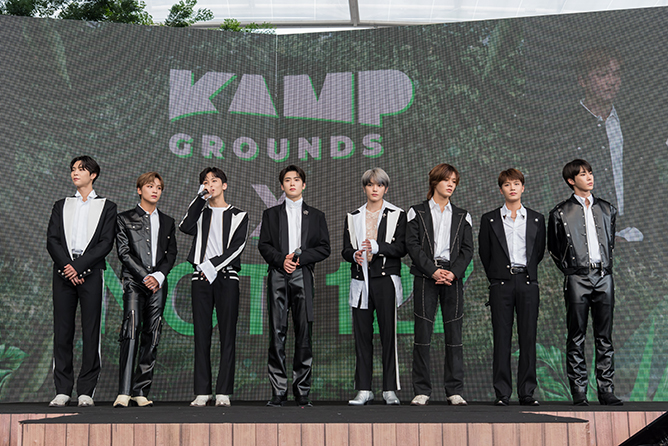 KAMP Singapore 2019 NCT 127 Red Carpet