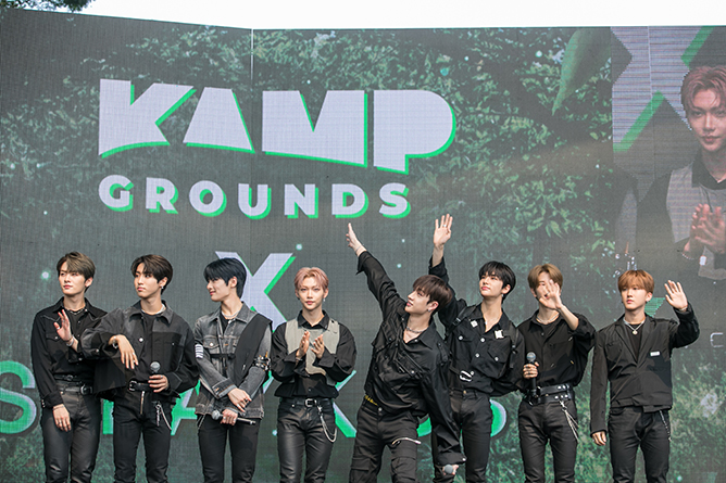 KAMP Singapore 2019 Stray Kids Red Carpet