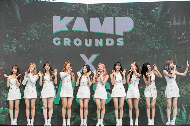 KAMP Singapore 2019 WJSN Red Carpet