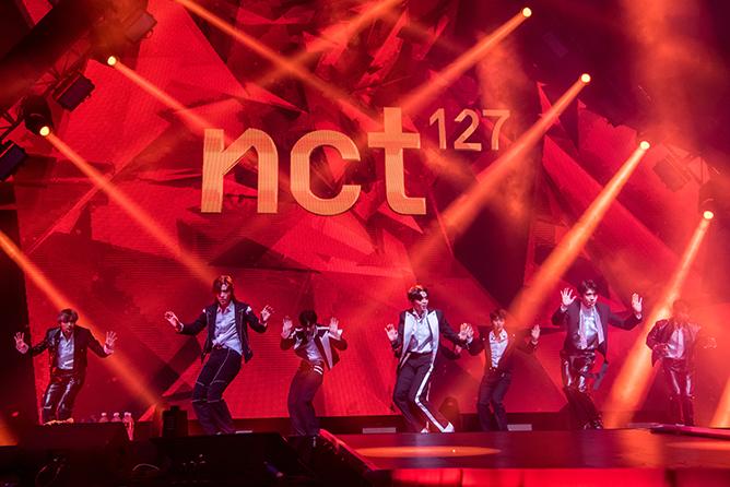 KAMP Singapore 2019 NCT 127 Concert