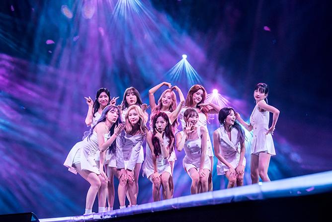 KAMP Singapore 2019 WJSN Concert