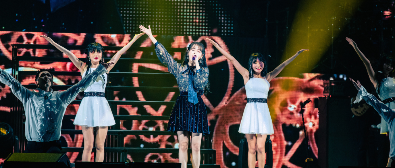 IU Love Poem Tour in Singapore Concert Review