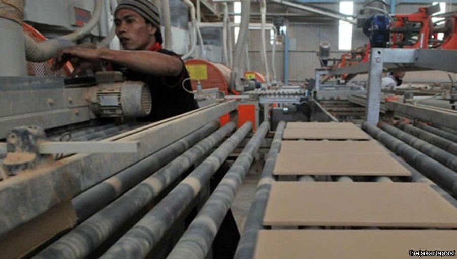 Indonesia aims to be world's No 4 ceramics producer