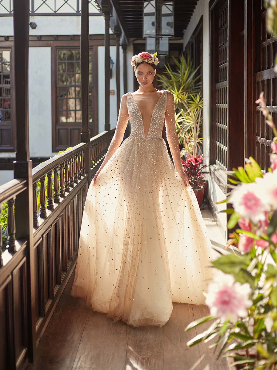 Galia Lahav – Haute Couture 2019 Ivory Tower Wedding Dress Collection