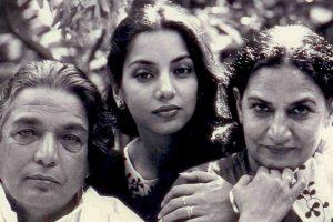 Shabana-Azmi-with-Kaifi-and-Shaukat-Azm