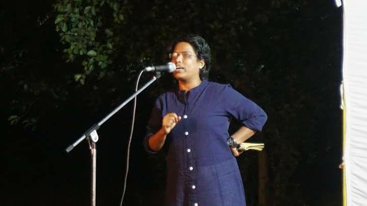 Bhupali Magare | Photo Credit : /Rahul Sonpimple FB Profile