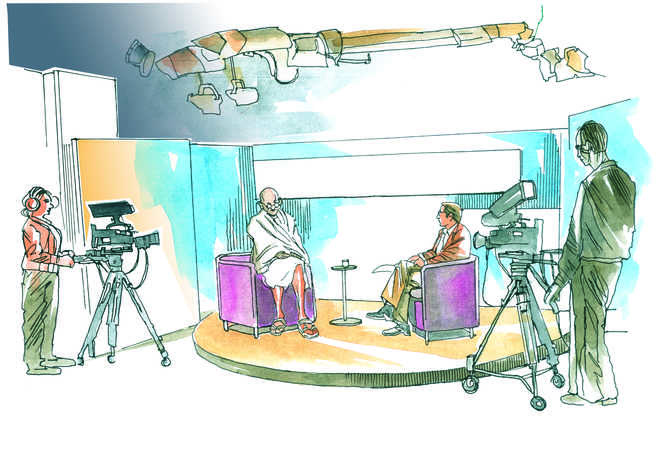 Illustration: Sandeep Joshi/ The Tribune