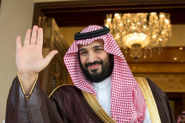 شہزادہ محمّد بن سلمان | فوٹو : رائٹر