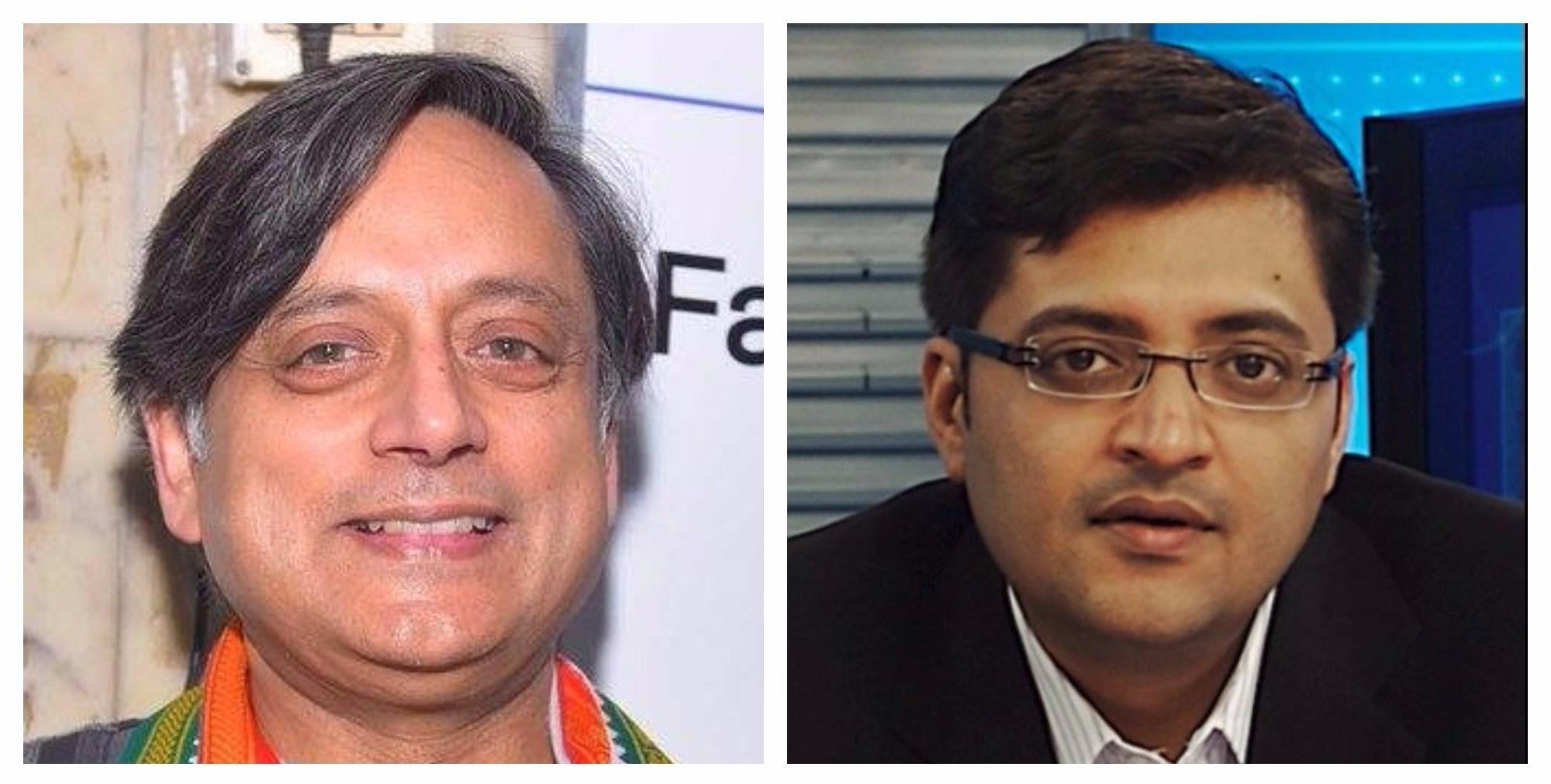 Shashi-Tharoor-Arnab-Goswami-Facebook