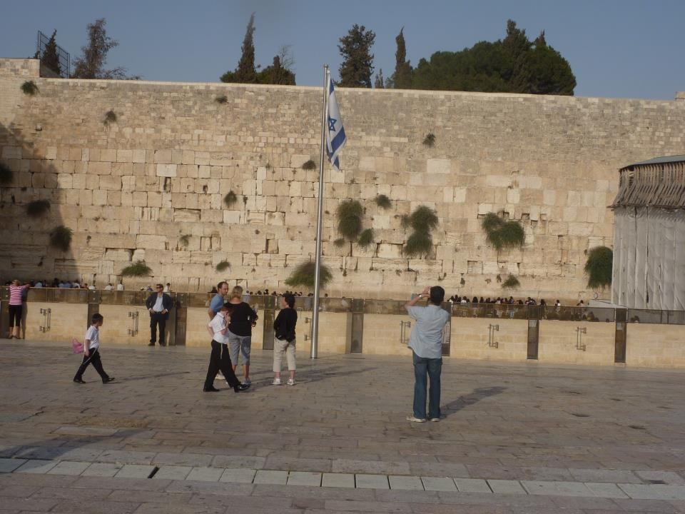 Israel_Pelestine-wailing wall_Iftikhar