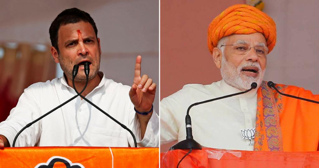 Modi-Rahul-social_-AP-and-Reuters