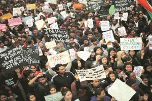 Photo : StandWithJNU.org