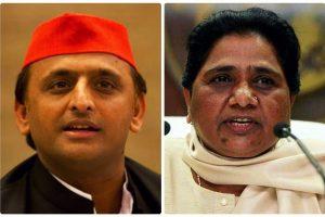 Mayawati-Akhilesh-PTI