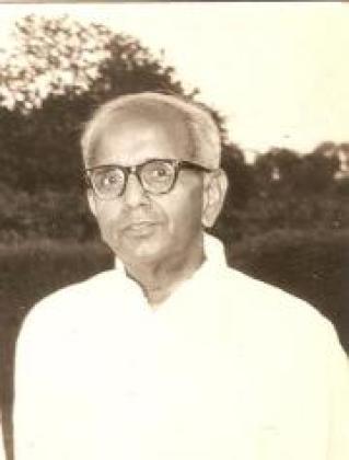 اتّر پردیش کے سابق وزیراعلیٰ تربھون نارائن سنگھ