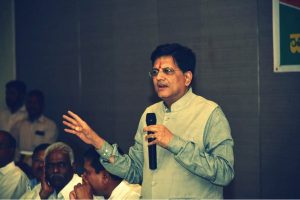 پیوش گوئل (فوٹو:بشکریہ piyushgoyal. in )