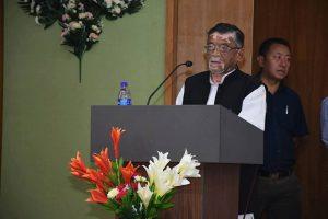 مرکزی وزیر سنتوش گنگوار / فوٹو : فیس بک