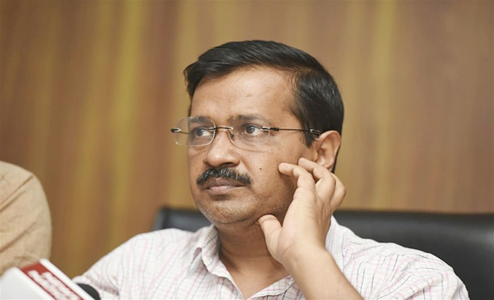 دہلی کے وزیراعلیٰ اروند کیجریوال/ (فوٹو : رائٹرس)
