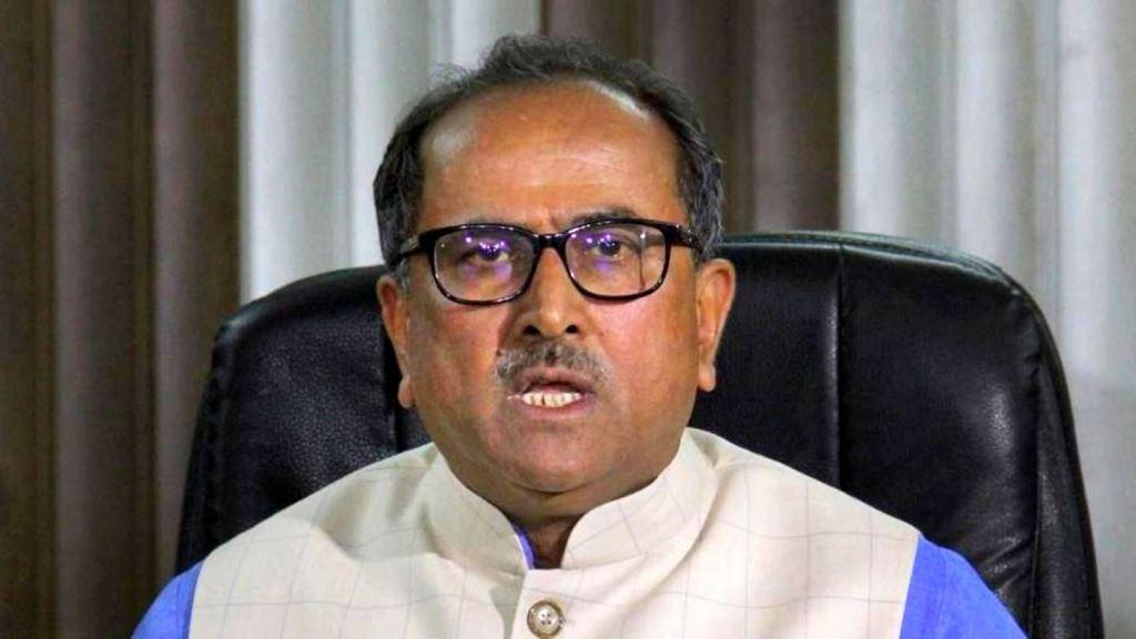 جموں و کشمیر اسمبلی اسپیکر اور سابق نائب وزیر اعلیٰ نرمل سنگھ (فوٹو : پی ٹی آئی)